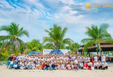 Viet Dragon Event tổ chức teambuilding