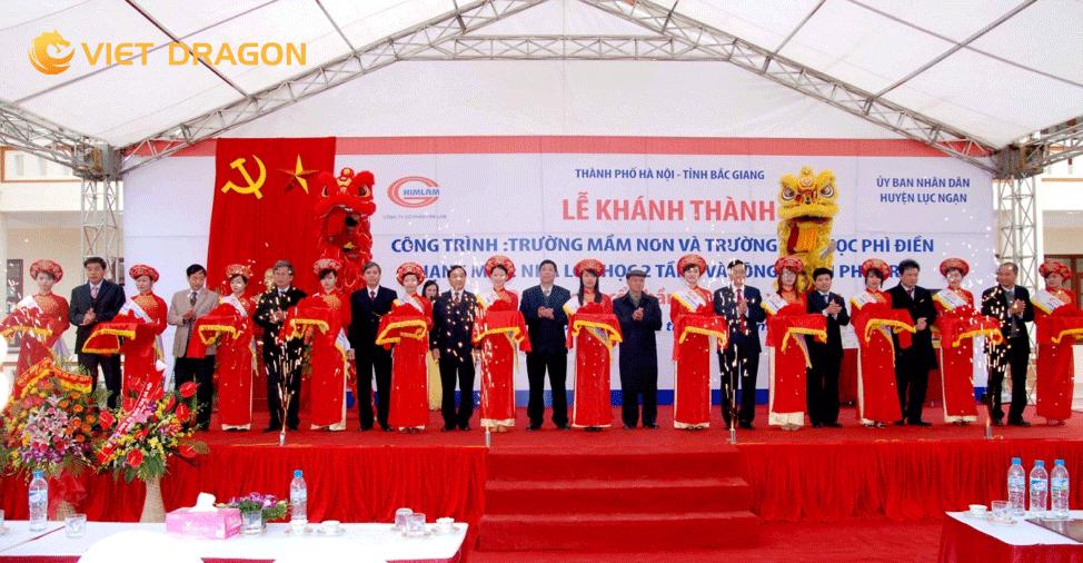 tổ chức lễ động thổ Đà Nẵng