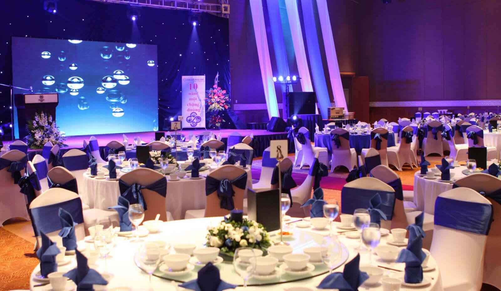 Tổ chức tiệc cuối năm tại Đà Nẵng 2