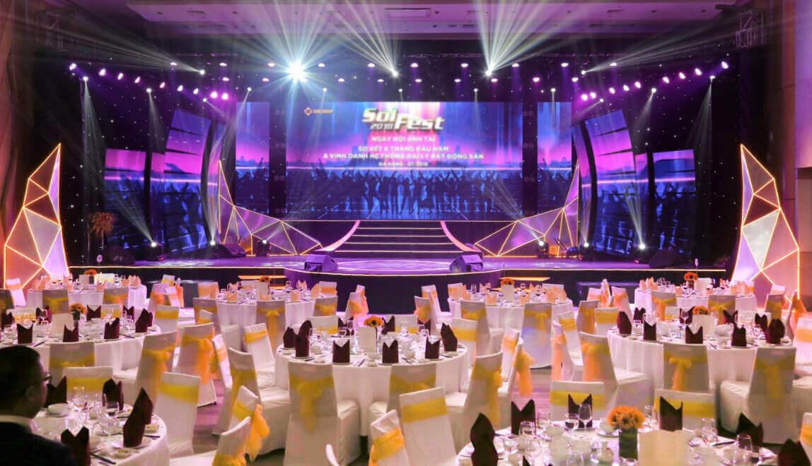 Tổ chức tiệc cuối năm tại Đà Nẵng 3