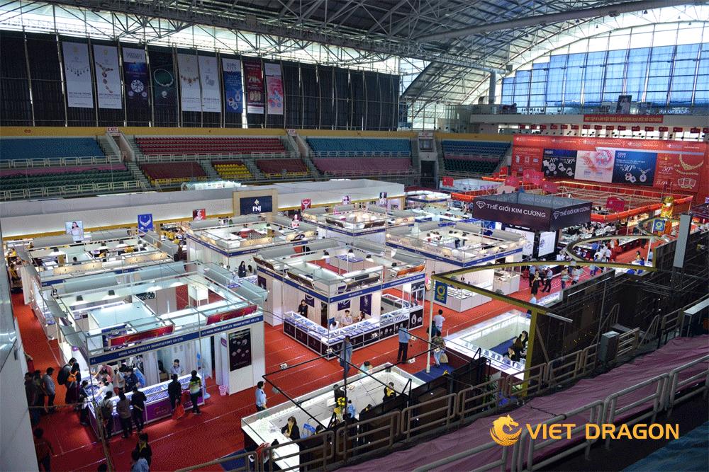 Giải pháp tổ chức hội chợ triển lãm