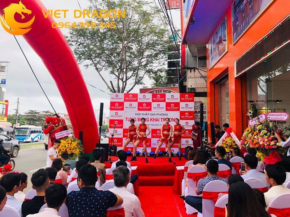 Nhóm nhảy viet dragon event
