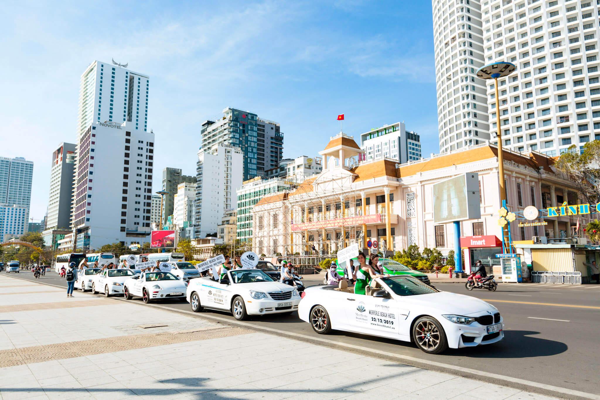 tổ chức chạy roadshow Đà Nẵng