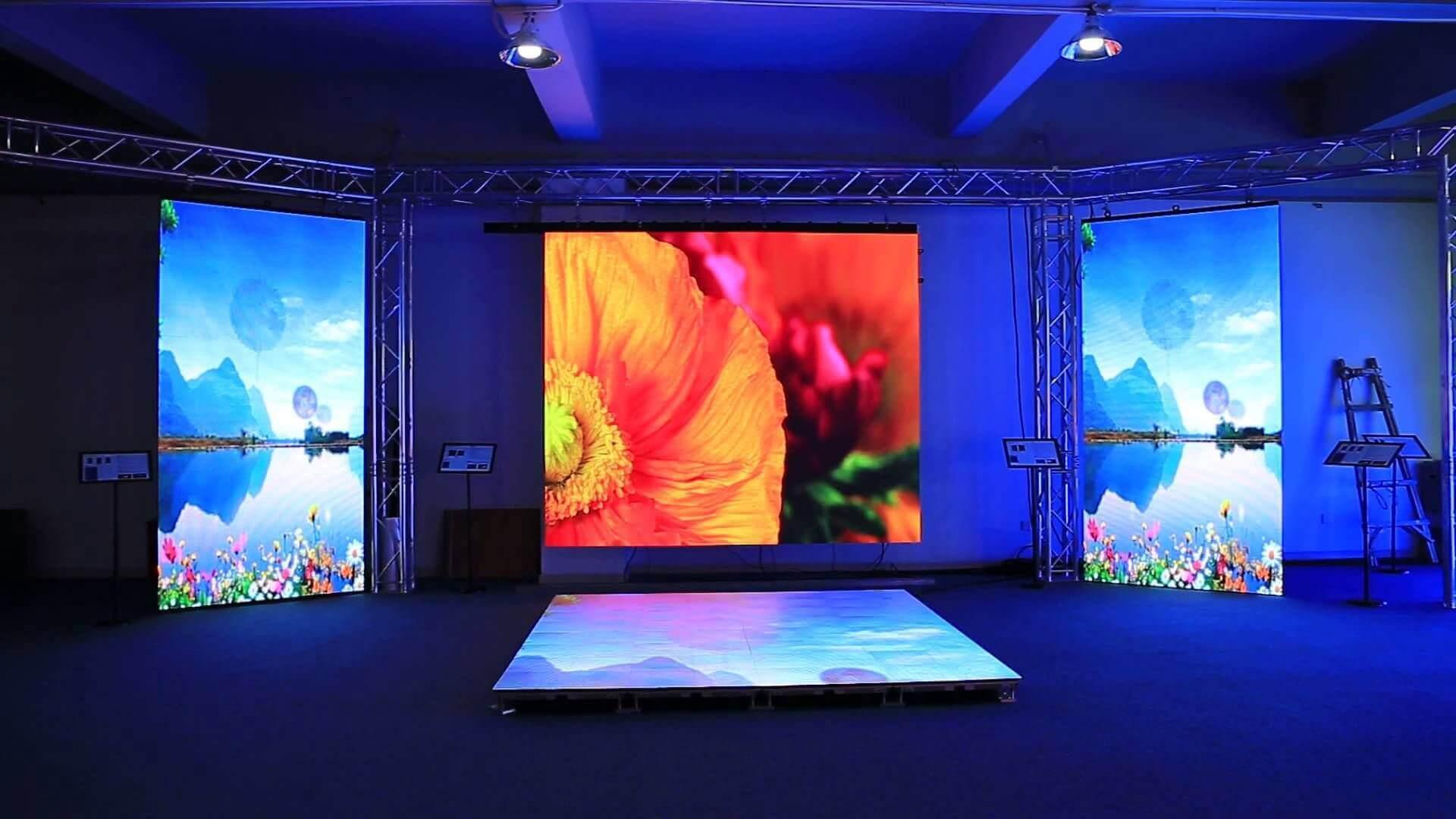 Cho thuê màn hình led Đà tại Nẵng 2