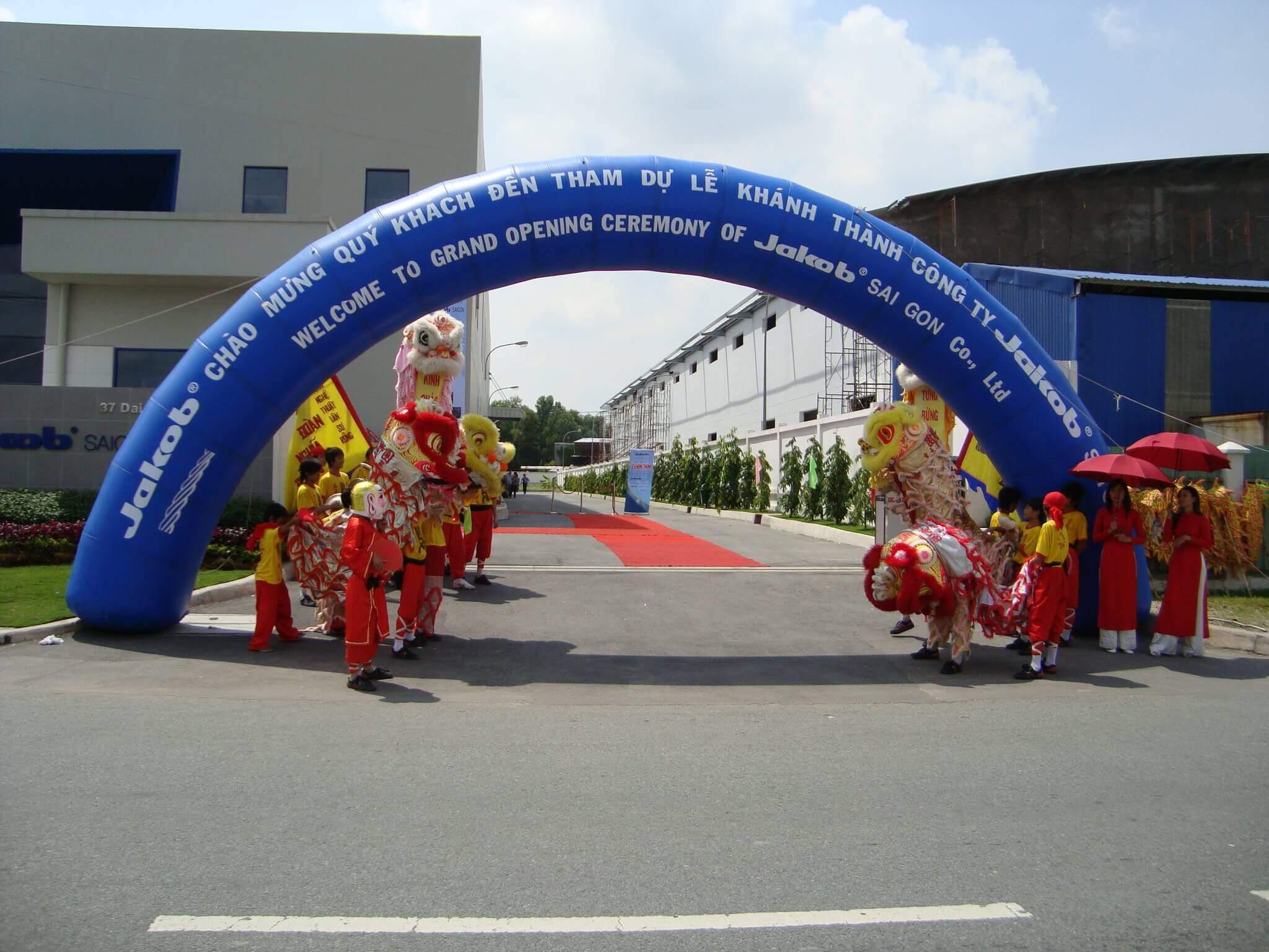 cho thuê cổng hơi tại Đà Nẵng 3