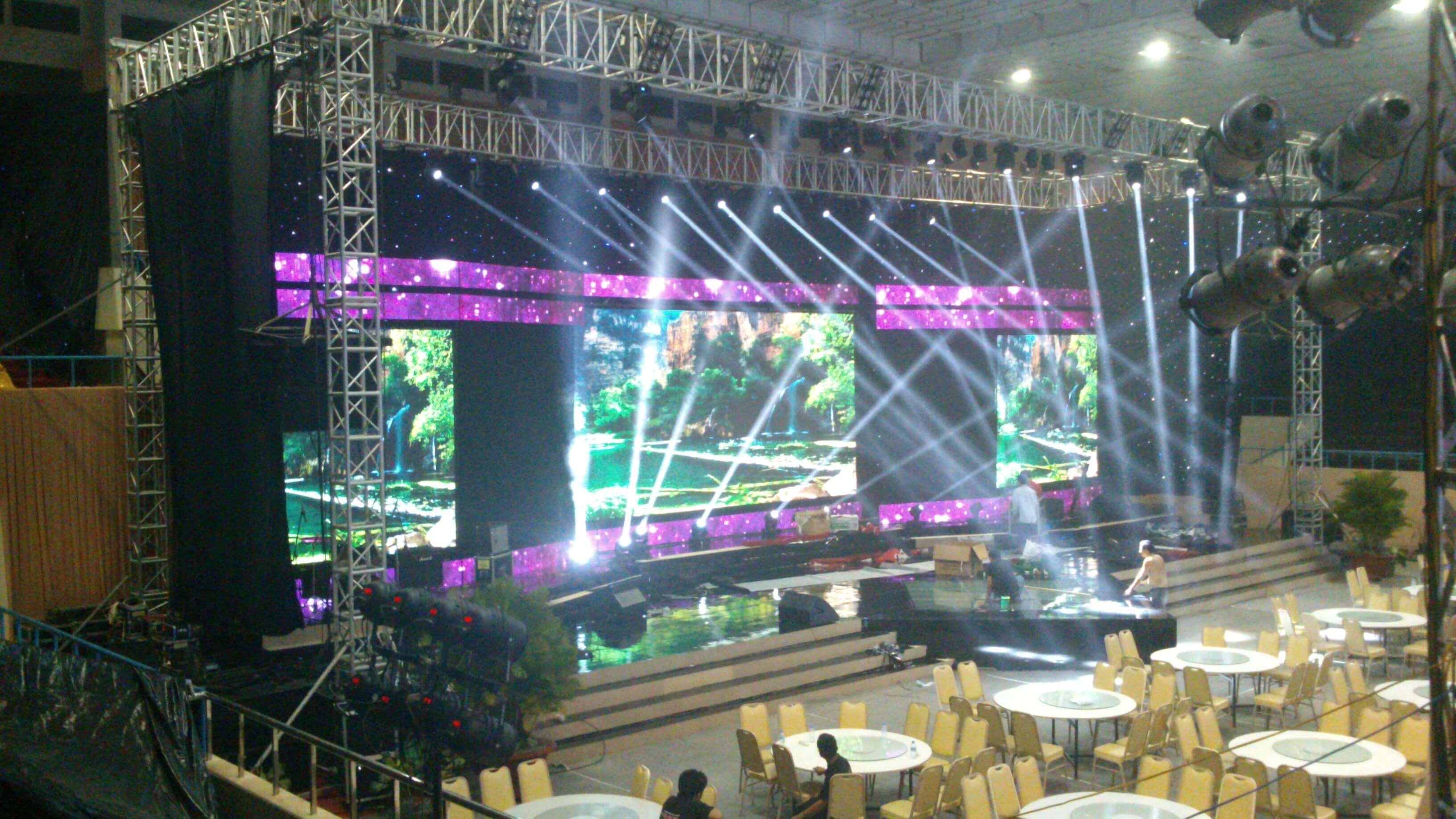 Cho thuê màn hình led Đà tại Nẵng 4