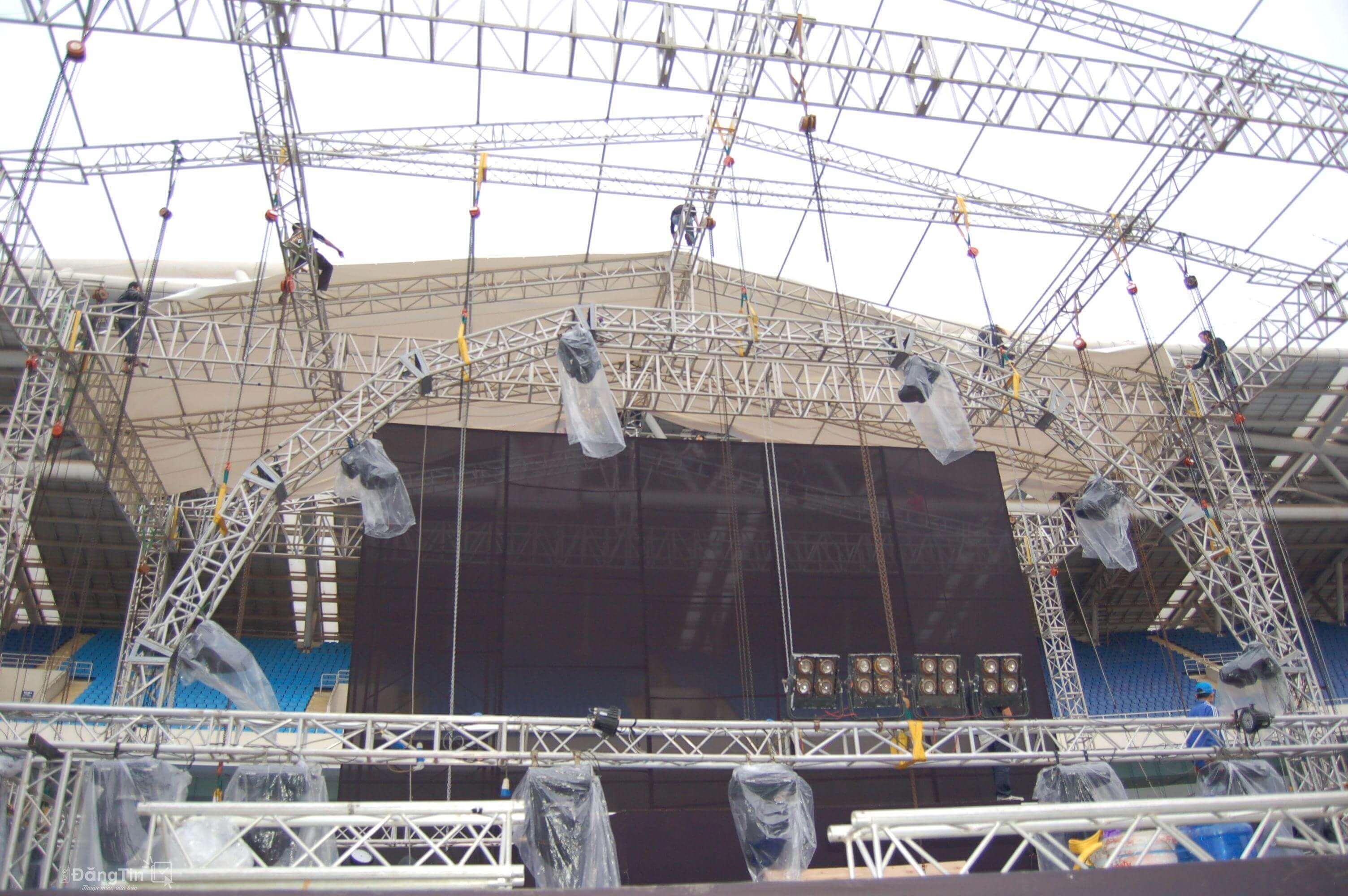 Cho thuê màn hình led Đà tại Nẵng 3
