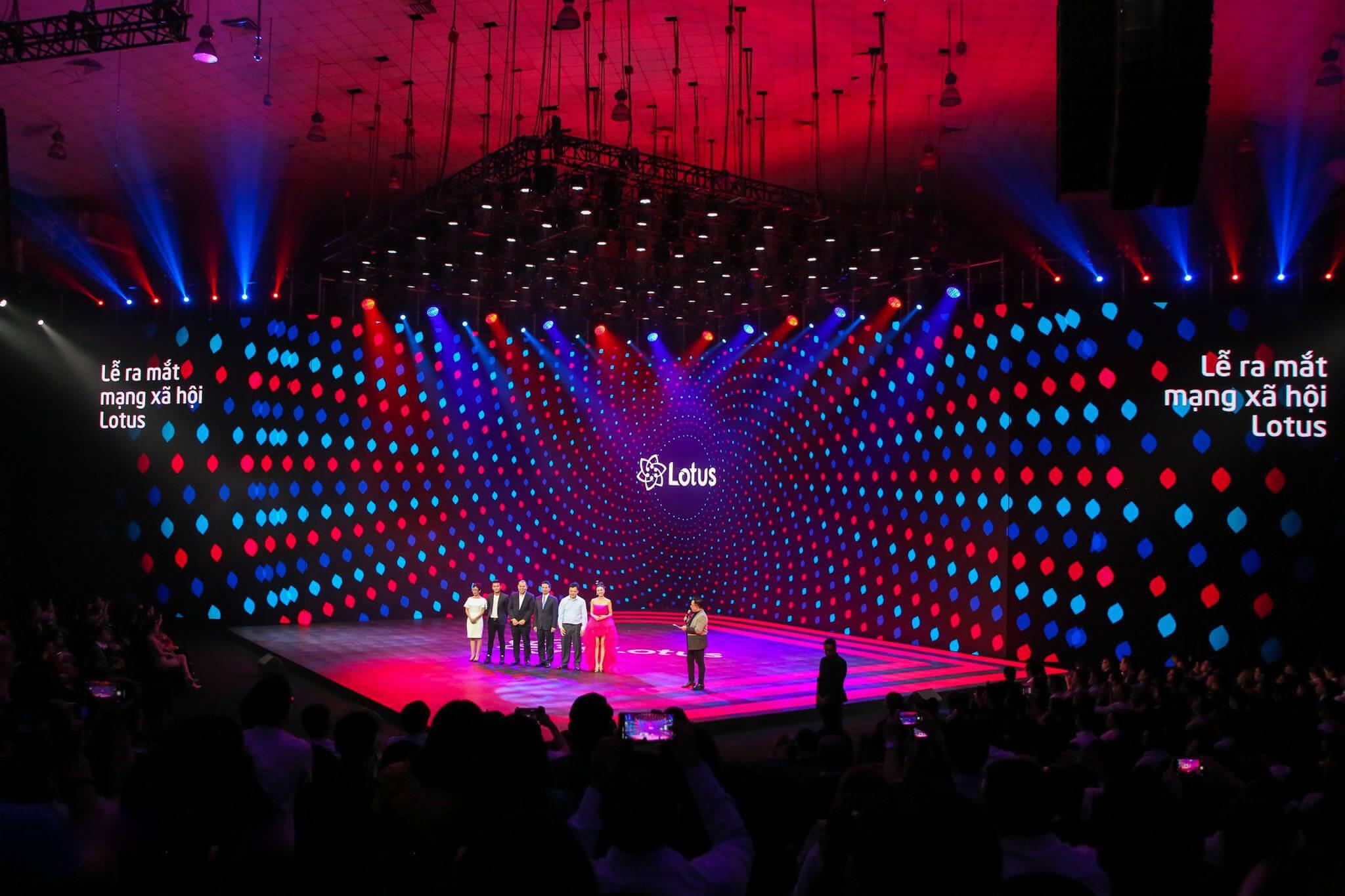tổ chức lễ ra mắt sản phẩm tại Đà Nẵng