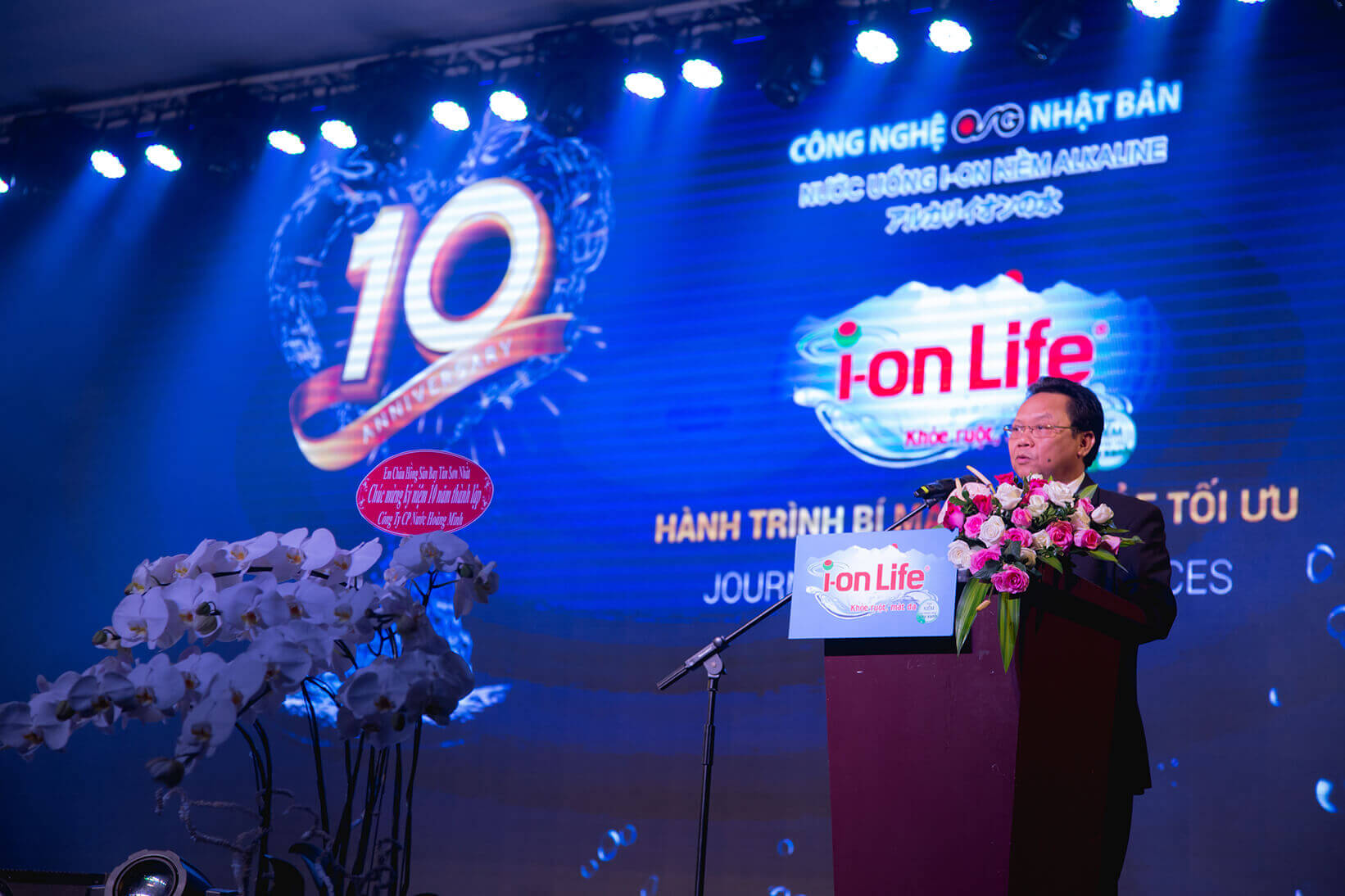 tổ chức lể kỷ niệm tại Đà Nẵng 1