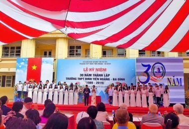 tổ chức lể kỷ niệm tại Đà Nẵng 2