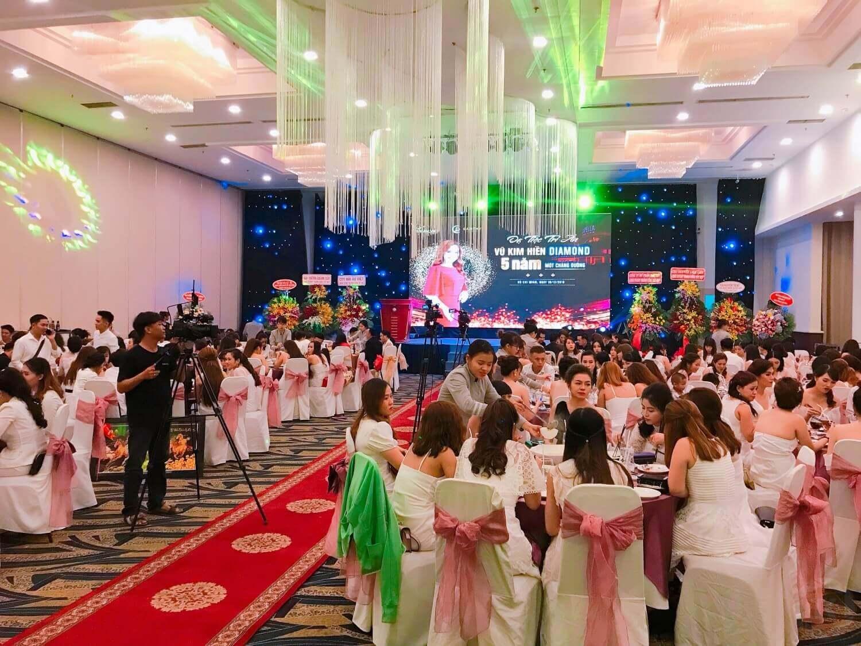 tổ chức sự kiện lớn tại đà nẵng