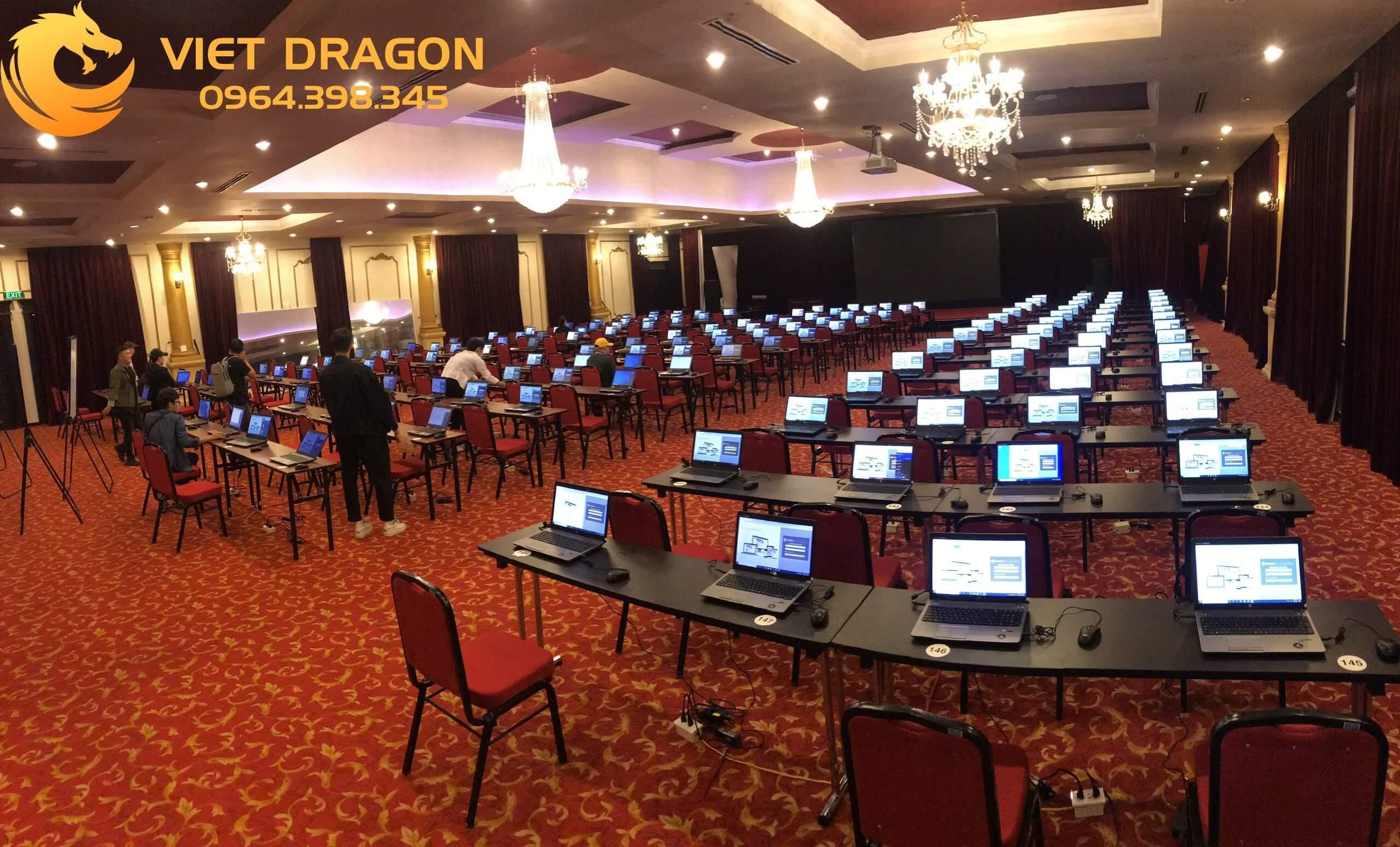 400 laptop cho Tập Đoàn Sun Group
